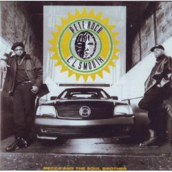 PETE ROCK & CL SMOOTH - MECCA AND THE SOUL BROTHER (1 CD)