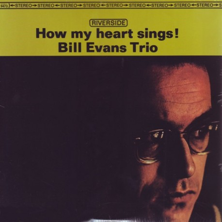 EVANS, BILL - HOW MY HEART SINGS (1LP)