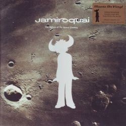 JAMIROQUAI - THE RETURN OF THE SPACE COWBOY (2LP) - 180 GRAM PRESSING