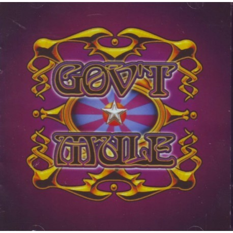 GOV\'T MULE - LIVE WITH A LITTLE HELP (2CD)