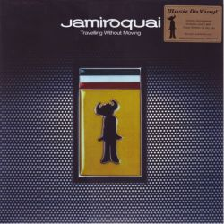 JAMIROQUAI - TRAVELLING WITHOUT MOVING (2 LP) - 180 GRAM PRESSING