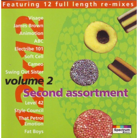 12x12 VOL.2 - SECOND ASSORTIMENT