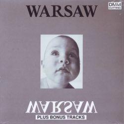 WARSAW - WARSAW (1LP) - 180 GRAM PRESSING