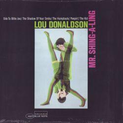 DONALDSON, LOU - MR. SHING-A-LING (1 LP)