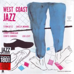 GETZ, STAN - WEST COAST JAZZ (1 LP) - WAX TIME EDITION - 180 GRAM PRESSING