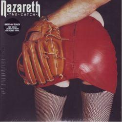 NAZARETH - THE CATCH (1LP) - 180 GRAM RED VINYL PRESSING