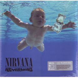 NIRVANA - NEVERMIND: 20TH ANNIVERSARY DELUXE EDITION (4LP) - 180 GRAM PRESSING - WYDANIE AMERYKAŃŚKIE