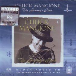 MANGIONE, CHUCK - THE FEELING\'S BACK (SACD) - WYDANIE AMERYKAŃSKIE