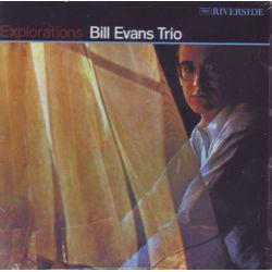 EVANS, BILL - EXPLORATIONS (SACD) - WYDANIE AMERYKAŃSKIE