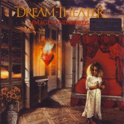 DREAM THEATER - IMAGES AND WORDS (1LP) - MOV EDITION - 180 GRAM PRESSING