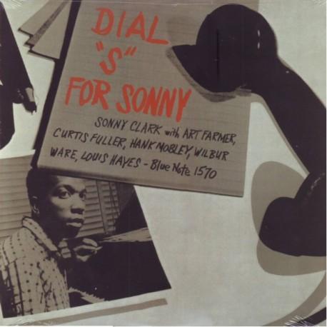 """CLARK, SONNY - DIAL \""""S\"""" FOR SONNY (1LP)"""