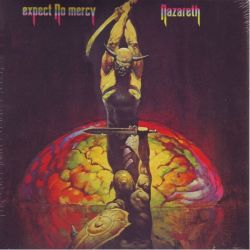 NAZARETH - EXPECT NO MERCY (1LP) - BACK ON BLACK EDITION - 180 GRAM PRESSING