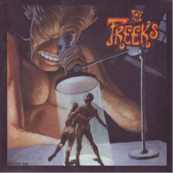 FREEKS, THE - NEBULA / FU MANCHU / KYUSS / MONSTER MAGNET MEMBERS PROJECT (1 LP)