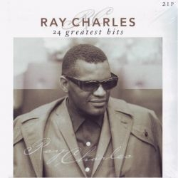 CHARLES, RAY - 24 GREATEST HITS (2LP)