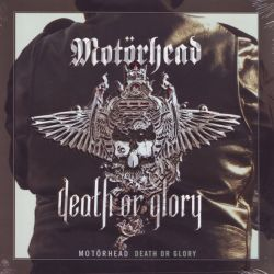 MOTORHEAD - DEATH OR GLORY (1 LP) - 180 GRAM PRESSING