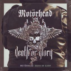 MOTORHEAD - DEATH OR GLORY (1 LP) - 180 GRAM PRESSING