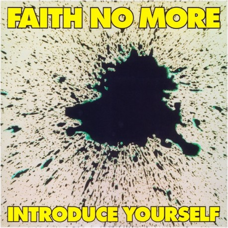 FAITH NO MORE - INTRODUCE YOURSELF (1LP) - MOV EDITION