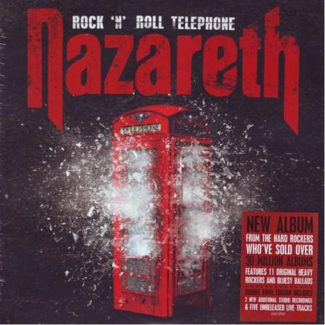 NAZARETH - ROCK \'N\' ROLL TELEPHONE (2LP)