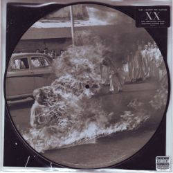 RAGE AGAINST THE MACHINE - RAGE AGAINST THE MACHINE:20TH ANNIVERSARY EDITION (1 LP) - PICTURE DISC - WYDANIE AMERYKAŃSKIE