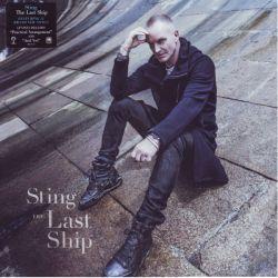STING - THE LAST SHIP (1 LP) - WYDANIE AMERYKAŃSKIE