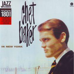 BAKER, CHET - IN NEW YORK (1 LP) - WAX TIME EDITION - 180 GRAM PRESSING