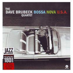 BRUBECK, DAVE - BOSSA NOVA U.S.A. (1LP) - 180 GRAM PRESSING