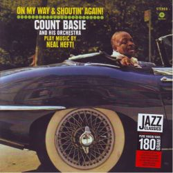 BASIE, COUNT & HIS ORCHESTRA - ON MY WAY & SHOUTIN' AGAIN! (1LP) - 180 GRAM PRESSING