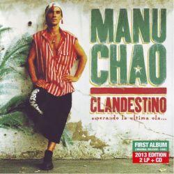MANU CHAO - CLANDESTINO (2 LP + CD)