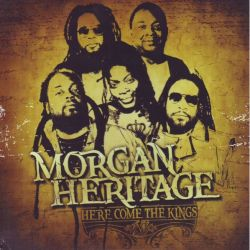 MORGAN HERITAGE - HERE COME THE KINGS (1 LP)