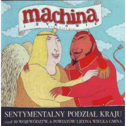MACHINA I SYNOWIE - SENTYMENTALNY PODZIAŁ KRAJU (1 CD)