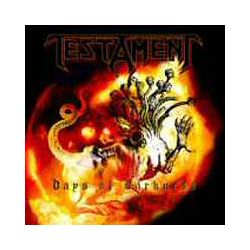 TESTAMENT - DAYS OF DARKNESS (2 CD)