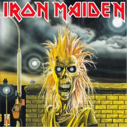 IRON MAIDEN - IRON MAIDEN (1 LP) - 2014 LIMITED EDITION 180 GRAM PRESSING