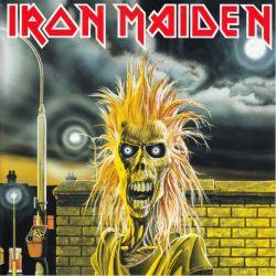 IRON MAIDEN - IRON MAIDEN (1 LP) - 2014 LIMITED EDITION 180 GRAM PRESSING