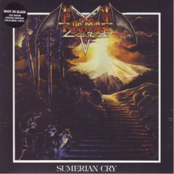 TIAMAT - SUMERIAN CRY (1 LP) - LIMTED EDITION COLOURED 180 GRAM PRESSING VINYL