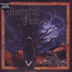 MERCYFUL FATE - IN THE SHADOWS (2 LP) - LIMITED EDITION 180 GRAM COLOURED VINYL PRESSING