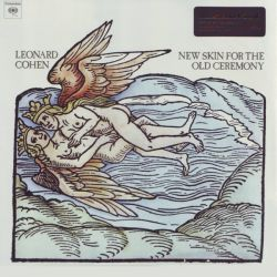 COHEN, LEONARD - NEW SKIN FOR THE OLD CEREMONY (1LP) - MOV EDITION - 180 GRAM PRESSING