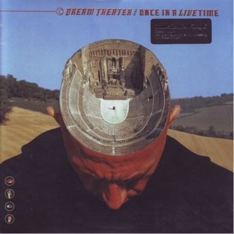 DREAM THEATER - ONCE IN A LIVETIME (4LP) - MOV EDITION - 180 GRAM PRESSING
