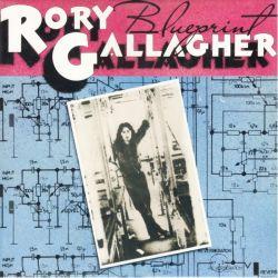 GALLAGHER, RORY - BLUEPRINT (1LP) - MOV EDITION - 180 GRAM PRESSING