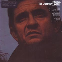 CASH, JOHNNY - HELLO, I'M JOHNNY CASH (1LP) - MOV EDITION - 180 GRAM PRESSING