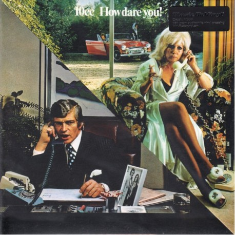 10CC - HOW DARE YOU! (1LP) - MOV EDITION - 180 GRAM PRESSING