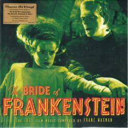 THE BRIDE OF FRANKENSTEIN [ŻONA FRANKENSTEINA] - FRANZ MAXMAN (1LP) - 180 GRAM PRESSING
