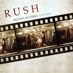 RUSH - MOVING PICTURES: LIVE 2011 (1 LP) - 180 GRAM PRESSING
