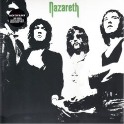 NAZARETH - NAZARETH (1LP) - 180 GRAM WHITE VINYL PRESSING