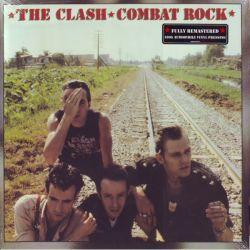 CLASH, THE - COMBAT ROCK (1LP) - 180 GRAM PRESSING - WYDANIE AMERYKAŃSKIE