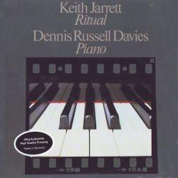 DAVIES, DENNIS RUSSELL - RITUAL - KEITH JARRETT (1LP) - 180 GRAM PRESSING