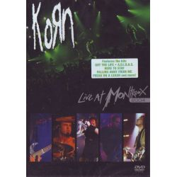 KORN - LIVE AT MONTREUX 2004 (1DVD)