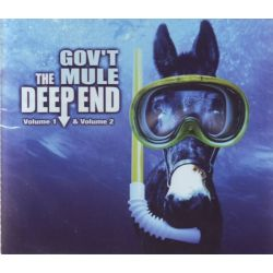 GOV'T MULE - THE DEEP END VOL.1 & 2 (3 CD)