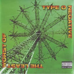 TYPE O NEGATIVE - THE LEAST WORST OF (2LP) - 180 GRAM PRESSING