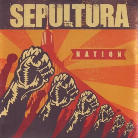 SEPULTURA - NATION (2LP)