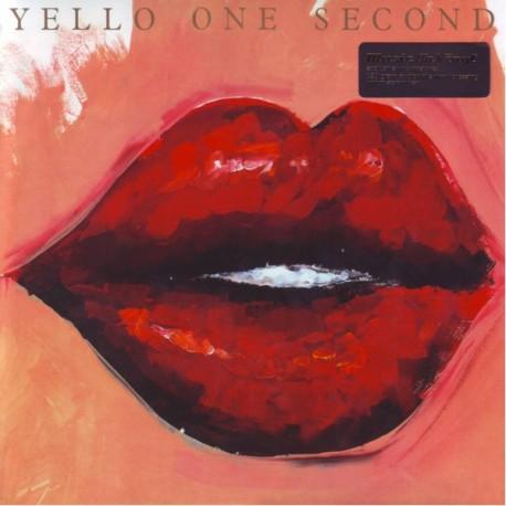 YELLO - ONE SECOND (1LP) - MOV EDITION - 180 GRAM PRESSING